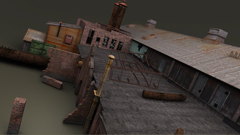 Gameart Buildings dis studio trainstation 006 jpg