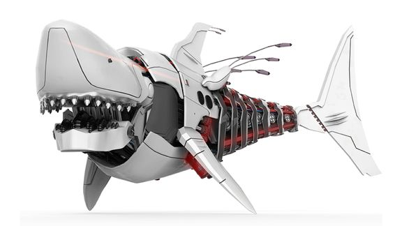 Mecha Shark