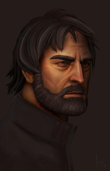 The Crow Killer, Corvo Attano