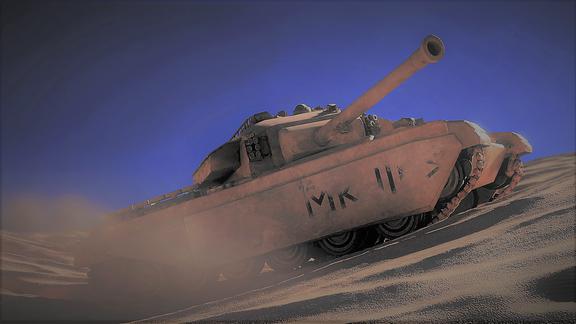 Centurion MK III Tank