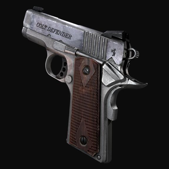 Colt Defender - Game Model