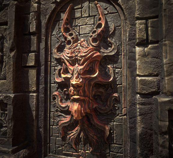 3D Model of Magic Mortal Gateway