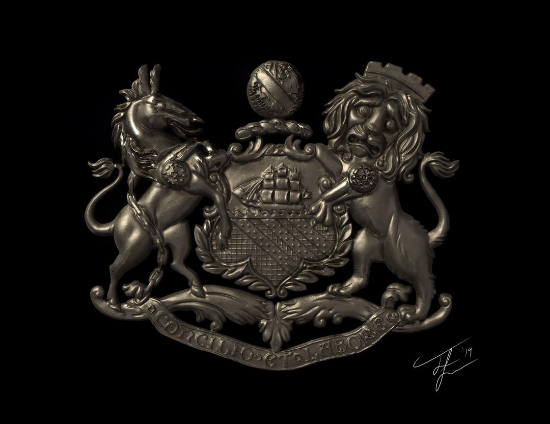 Antique Crest Crest png
